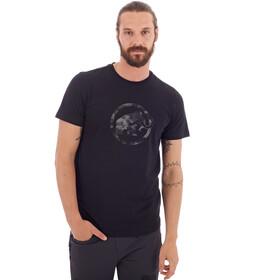 Mammut Logo T-shirt Herrer, black PRT1